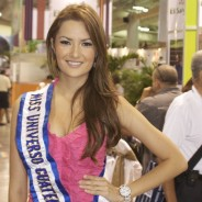 The CATM and Miss Guatemala