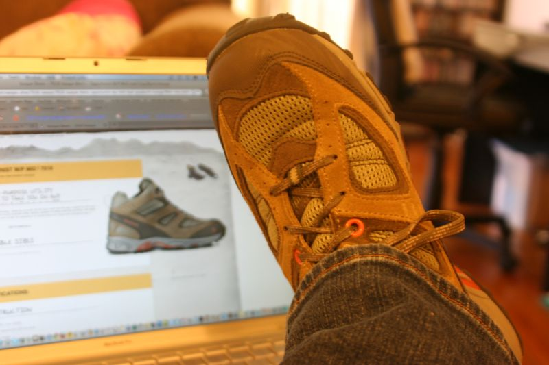 Travel Stuff I love, Vasque Shoes