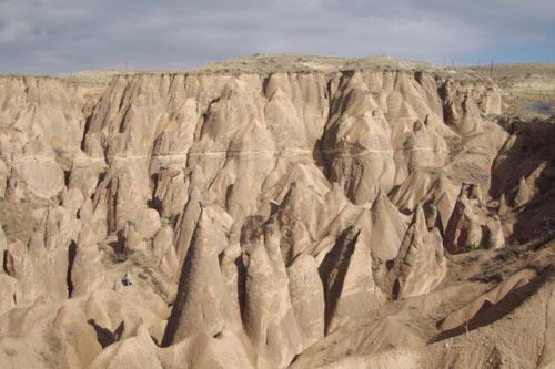 Ürgüp, a gateway to Cappadoccia