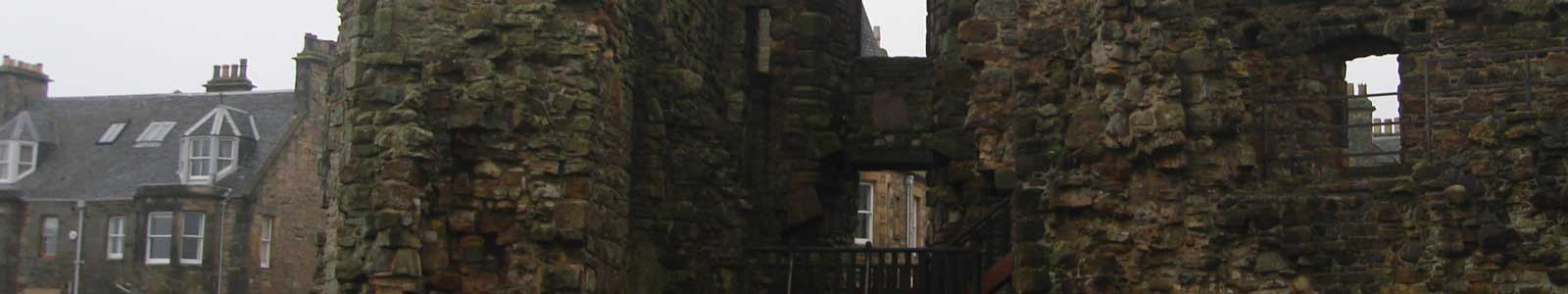 Invading St. Andrews Castle