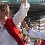 Traditional Dance in Vsetín