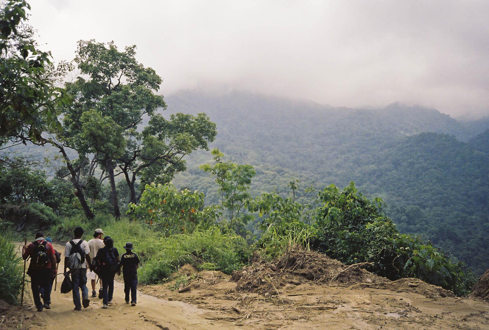 The Cool Colombian Sierra Nevadas
