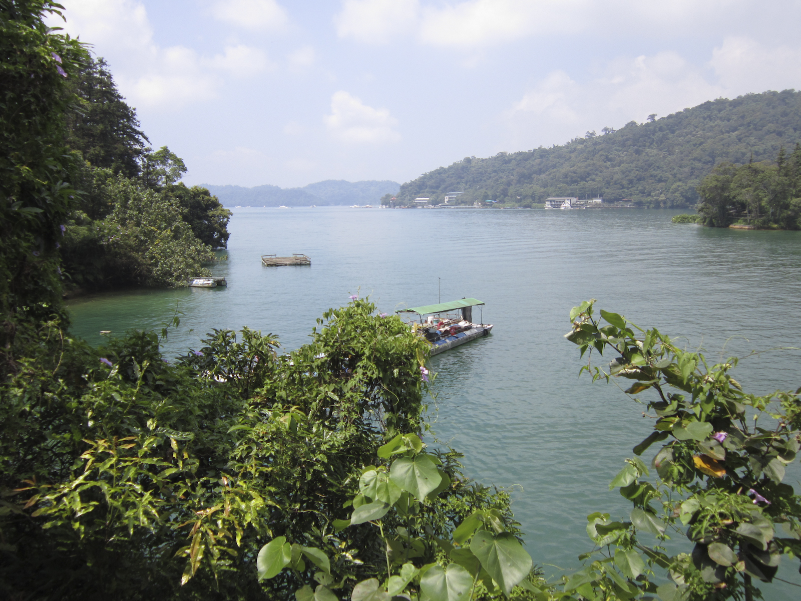 Exploring Taiwan's Sun Moon Lake