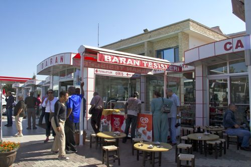 Home Cooking, Gas Station-Style, in Turkey