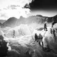 Bolivian Mountain: Huayna Potosi