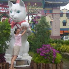 Kuching's Cat Museum, Malaysia