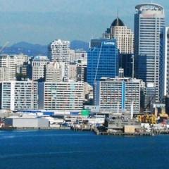 The Big Little City, Auckland, NZ
