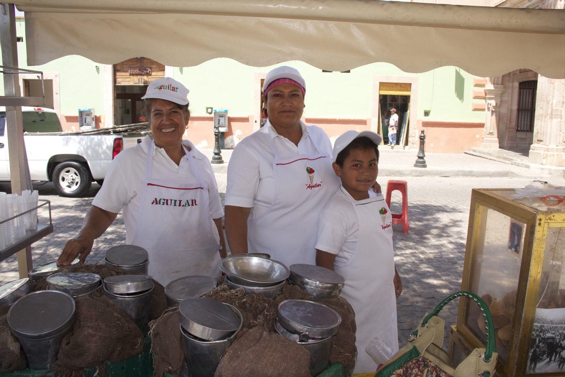 Helados Aguilar, Dolores Hidalgo, Mexico - 12