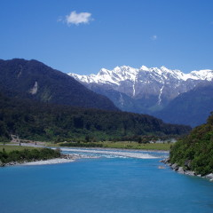 Road trip through New Zealand's South Island