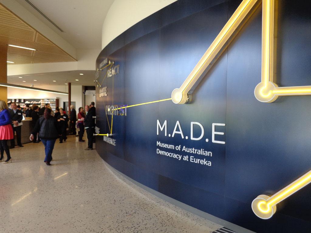 Australia's Newest Museum – M.A.D.E Opens