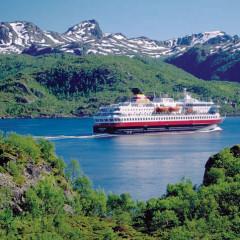 Hurtigruten Celebrates 120 Years