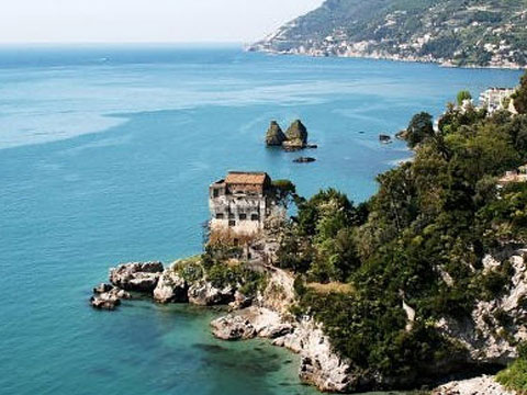 Visit the Amalfi Coast and Rome