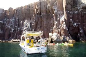 Snorkeling La Paz Mexico