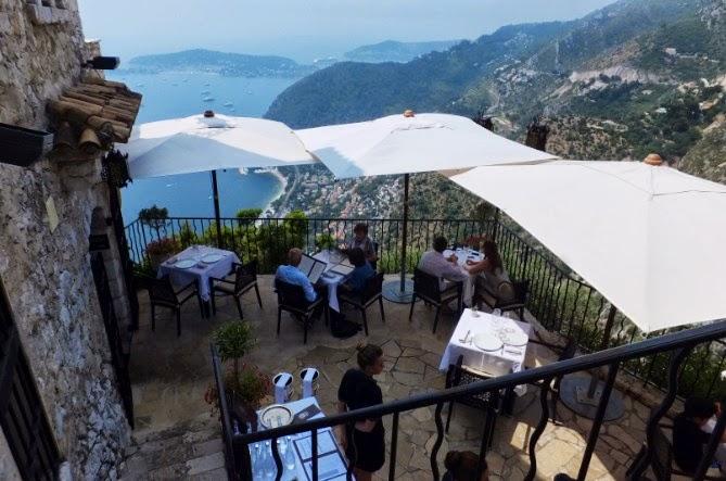 Chateau Eza: Sensational Travel Gastronomy Experience