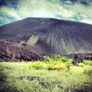 Volcano Boarding the Cerro Negro, Nicaragua