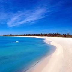 The Caribbean Coast Of Mexico