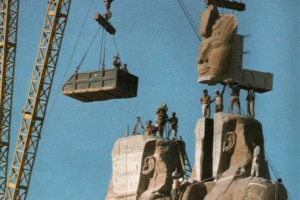 Abu Simbel Deconstruction 500