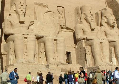New Abu Simbel, Abu Simbel Egypt