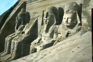 Old Abu Simbel Egypt