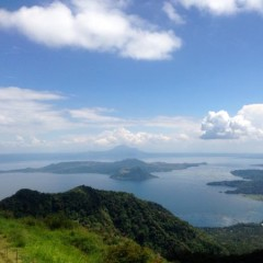 Tagaytay and Taal Volcano, The Philippines