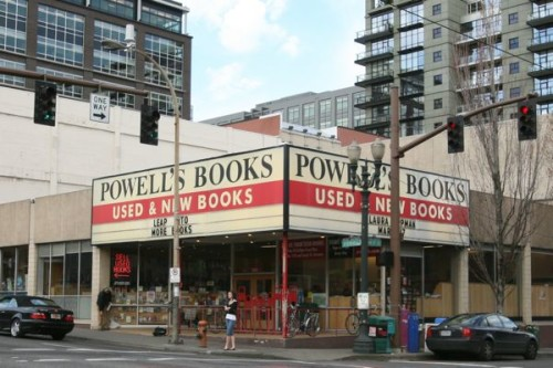 Powells Books 600