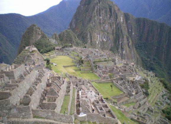 An Inca Trail Revelation
