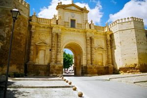 Baetica entrance Carmona