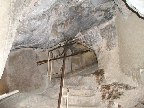 Entrance to Ascending Passage