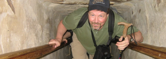 Inside Khufu's Pyramid – Giza, Egypt