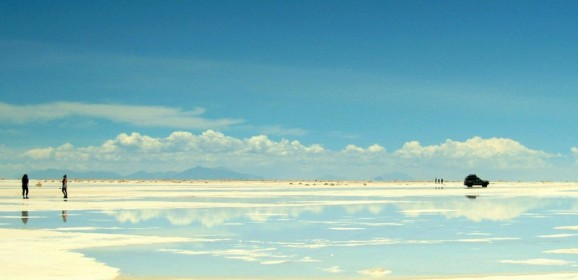 Bolivia's Salar de Uyuni