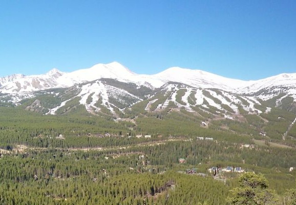Deep Breaths, Small Steps in Breckenridge, Colorado