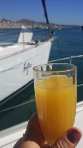 Cabo Adventure - Mimosa on board (1)