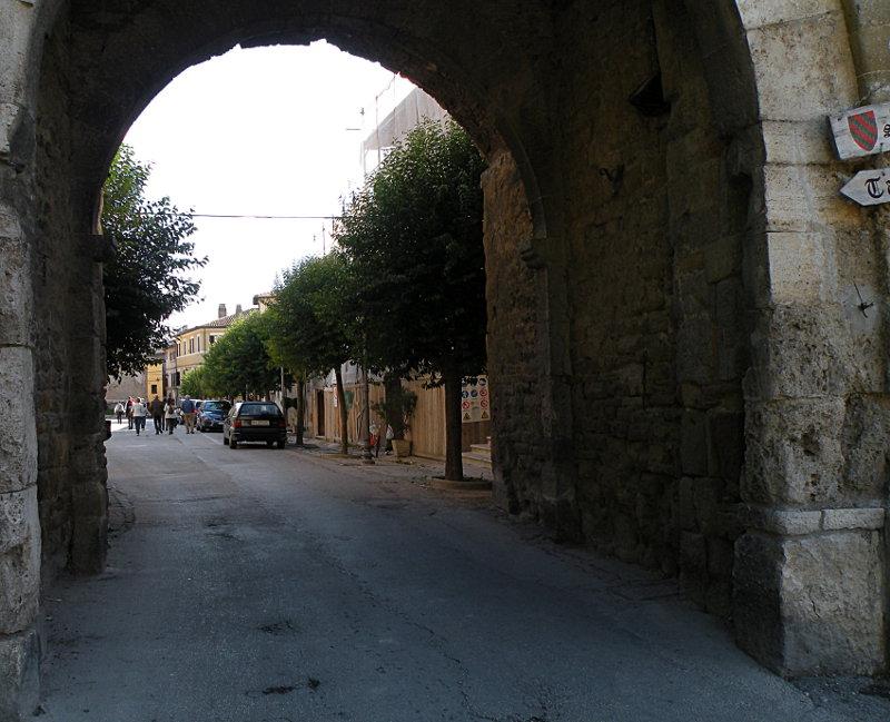 Bevagna Gate