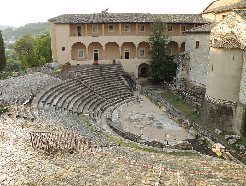 Spoleto Ruins