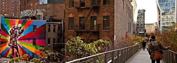 Exploring Chelsea, New York City