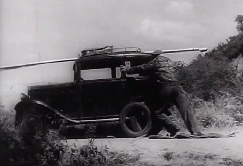 La Strada Trailer
