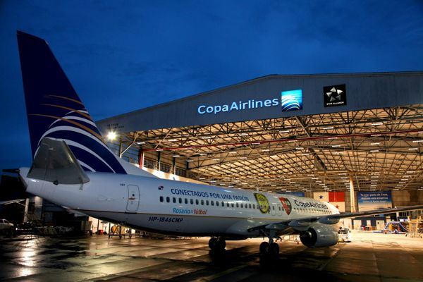 Copa Airlines Starts Flights to Rosario, Argentina
