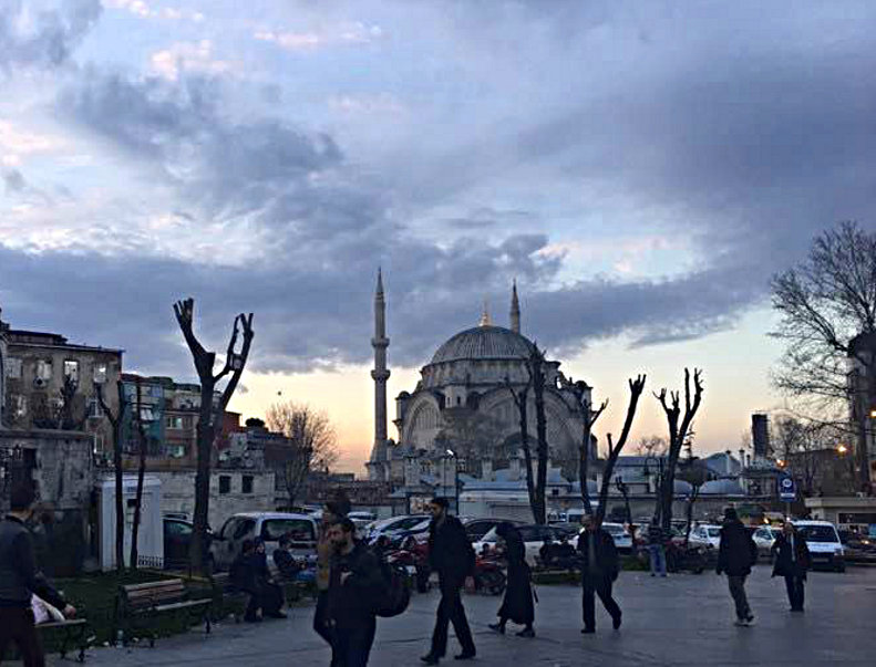 Old Town Istanbul