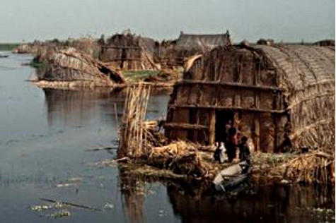 Iraq's marshes now part <br>of the UNESCO World Heritage Sites