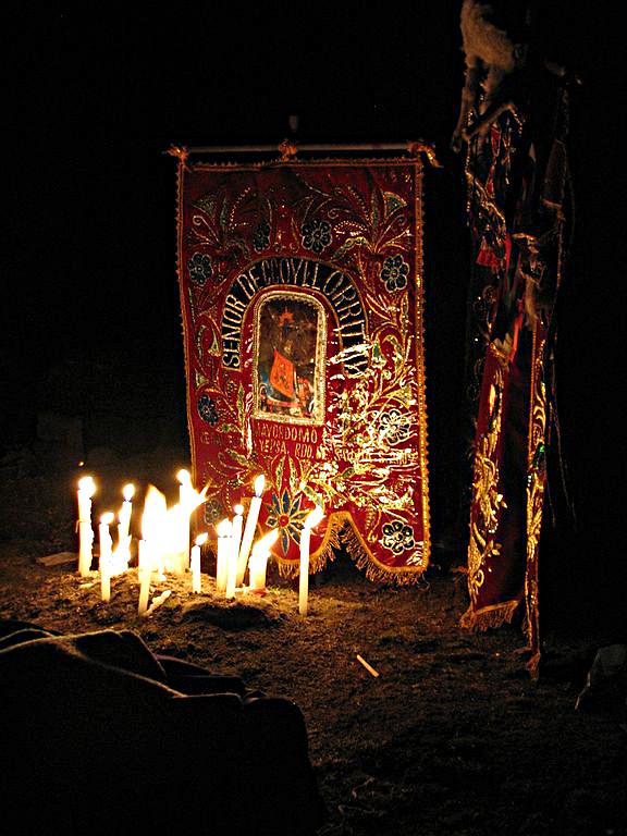 Q'ollorit'I shrine