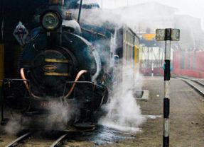 The Toy-Train of Darjeeling