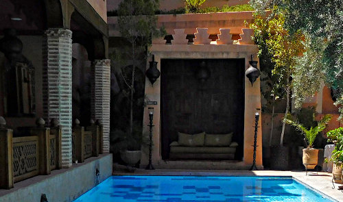 La Maison Arabe, a Riad in Marrakech