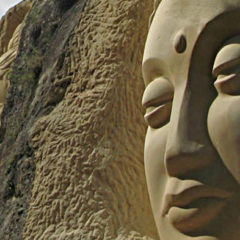 """Exploring the """"Route of the Faces""""  in Spain"""