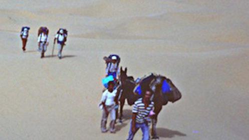 Magic on the Algerian Border