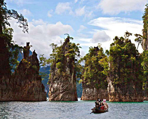 Visiting Khao Sok National Park – Thailand
