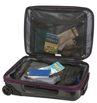 Rick Steves' Ravenna Rolling Case $189 retail for Free!