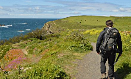 The Coast of Cornwall – UK