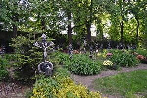 Cemetery near Vienna