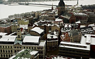 Discovering Hope in the Bleakness of Winter – Riga, Latvia