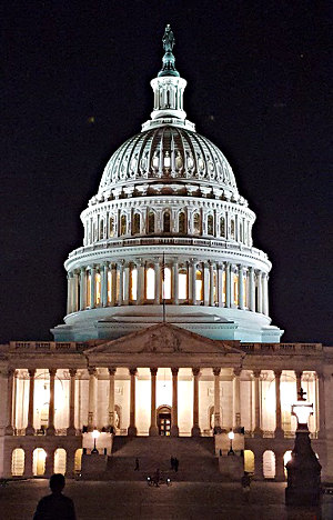 capital bldg. Washington D.C.